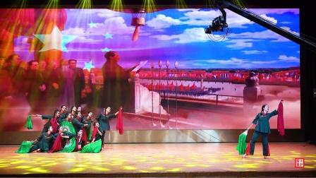广州市群众百部优秀舞蹈作品展播 120《映山红》