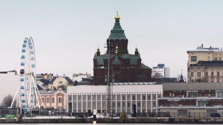Geobear|北欧最美港口城市赫尔辛基轨道沉降抬升