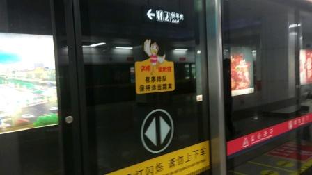 【2021.7.10】南昌地铁1号线进站,运行&报站