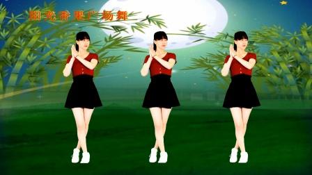 最新DJ情歌广场舞《伤心的酒吧》火爆64步,动感优美!