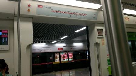 【2021.06.25】南昌地铁1号线庞巴迪列车运行报站