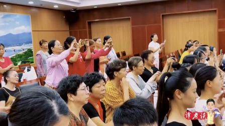 刘福洋跳《站在草原望北京》,和印小天一样帅气,看给阿姨迷的!