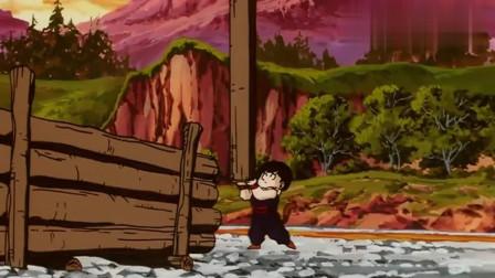 龙珠:克林原来是做咖喱的高手,然后悟空说最能吃的是乌龙!