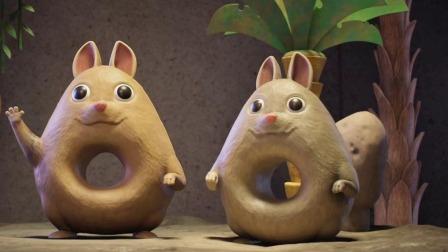 电影《拯救甜甜圈》曝光角色预告 O妹爱德携全新伙伴开启冒险