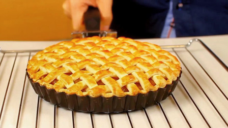 让人食欲大开的经典苹果派