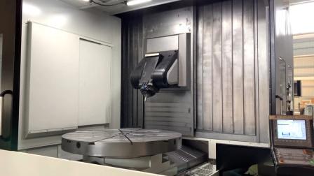 台湾新卫UMC-1600XL#五轴加工中心