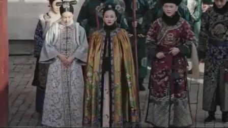 如懿传:娴妃出冷宫入住翊坤宫.