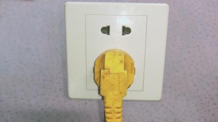 电工知识:家里的插座怎么接线才正确?记住这3个标志,3根线,就不会接错线