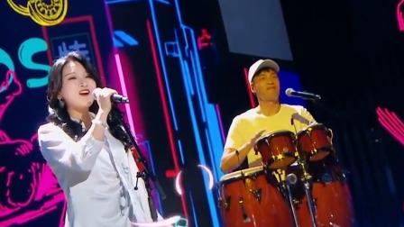 热干面乐队演唱《武汉过早》,带给嘉宾身临其境般的感受 听说很好吃 20210717
