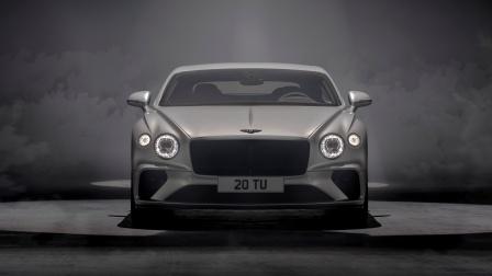 2022 宾利 欧陆 Continental GT Speed 首发宣传片