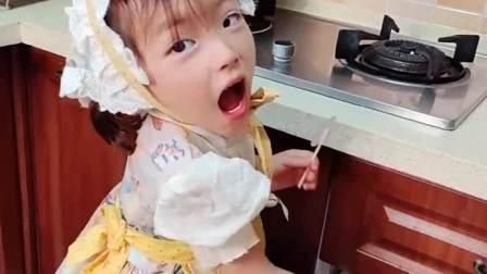 料理小厨娘木木上线,姐妹日常