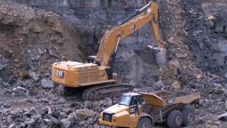 为什么履带式挖掘机装车速度快拥有丰富的任务多样性?