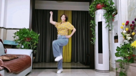 火爆网络DJ(兄弟别害怕)动感64步健身广场舞