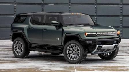 2022 GMC 悍马 Hummer EV SUV 首发宣传片