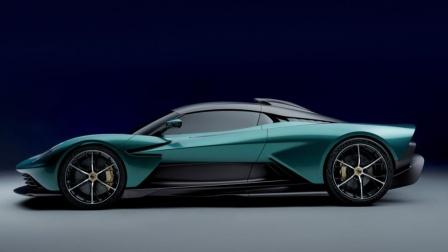 2022 阿斯顿 马丁 Aston Martin Valhalla 展示 - 全球限量500台!