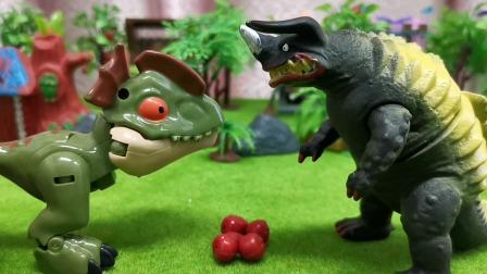 玩具故事:大嘴怪变的厉害了,这下怪兽不敢抢他的食物了