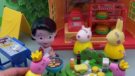 趣味童年:哈哈,猪妈妈走错房间了