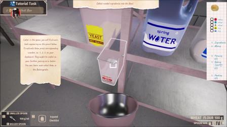 《面包师模拟器》试玩版:新鲜的糕点即做即送,送餐上门也模拟了