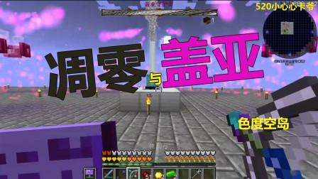 【色度空岛】击杀凋零与盖亚高难度空岛07