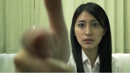 心理医生用手指指着杀手的头!下一刻世界静止了!