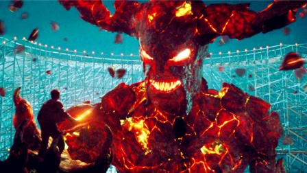小伙天生拥有神性血脉,拔出宝剑神王附体,一剑怒斩邪恶泰坦!