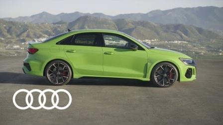 2022 奥迪 Audi RS3 首发宣传片