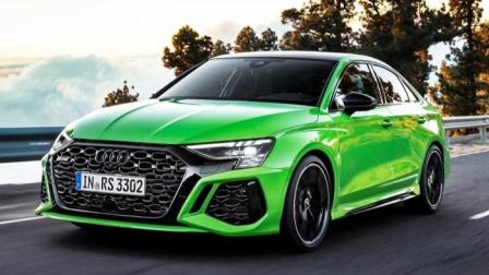 2022 奥迪 Audi RS3 Sedan 展示