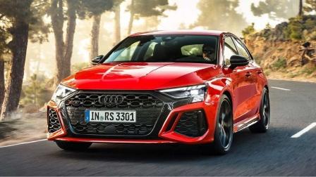 2022 奥迪 Audi RS3 Sportback 展示