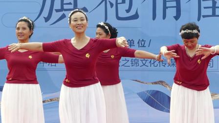 天坛周末16830 朗诵《长江之歌》北京中华诗韵朗诵支队