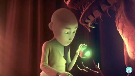 小和尚无意触碰一颗宝石,让世界的时间暂停几十年【热剧快看】