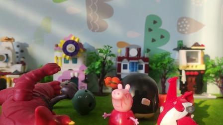 玩具故事:为什么大家一看见佩奇就都晕倒了呢