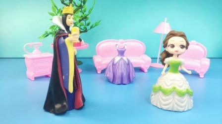 贝尔总是喜新厌旧,王后不喜欢这样的孩子