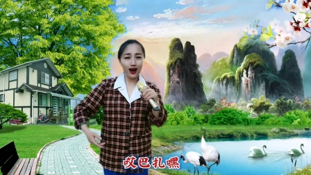 歌曲《在北京的金山上》
