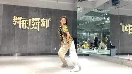 舞时舞刻学员傅晓轩