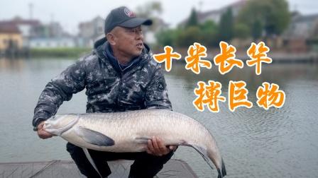 《游钓中国7》第11集 再探里下河 烟雨迷蒙搏底物