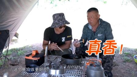 《游钓中国7》第13集 徒弟狂拉爆护 师父静守底物