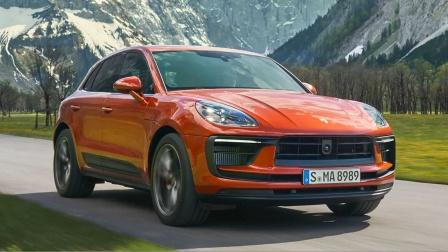 2022 保时捷 Porsche Macan S (中期改款) 宣传片