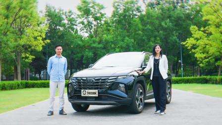 i-GMP平台首款SUV,汽车工程师聊北京现代第五代途胜L