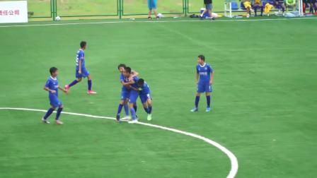 蜀龙杯中国足球小将全进球!