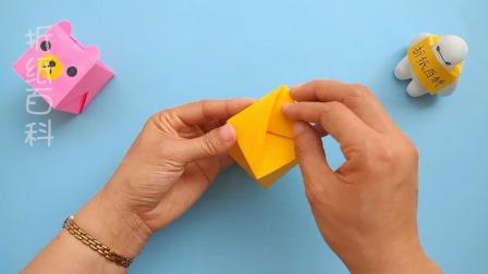 教你做四款好玩又实用的收纳盒
