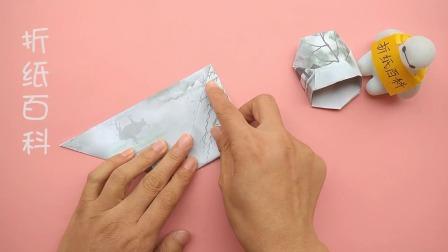 四款简单漂亮的古风系折纸