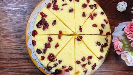 家庭版蒸蛋糕的做法,教程详细,简单易学,绵软香甜,学会自己做