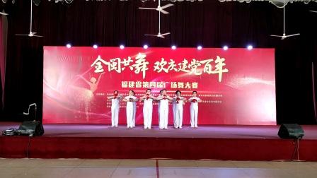 20210721广场舞《没有共产党就没有新中国》