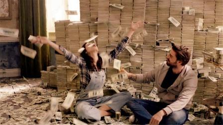 穷夫妻买了一套二手房,意外获得亿万财富!结局大反转烧脑悬疑片
