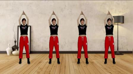 中老年健身操每天十分钟缓解肩颈不适,睡眠越来越好