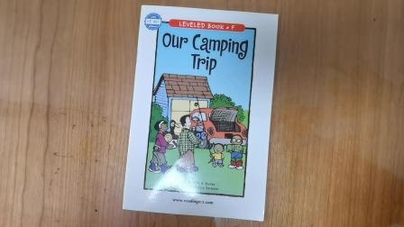 日常英文阅读打卡|Our Camping Trip