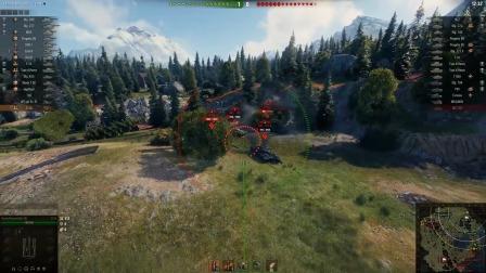 坦克世界精彩时刻,体验过一炮2860吗