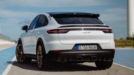 2022 保时捷 卡宴 Cayenne Turbo GT Coupé 展示 - White