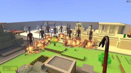 村庄里来了好多怪兽,欧布奥特曼要怎么办?