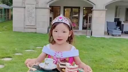 公主的下午茶你爱了吗,姐妹日常